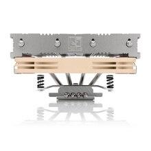 Noctua NH-L12S 4 heatpipe cienka chłodnica procesora A12x15 120mm PWM cisza wentylator wentylator procesora PC chłodzenie dla intel 115x2011 2066 AMD AM4 AM3