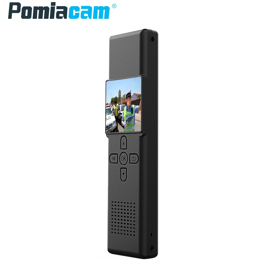 BV01 1296P ручка WIFI камера DVR тело Карманная камера циклическая запись мини ручка для тела-WIFI-камера