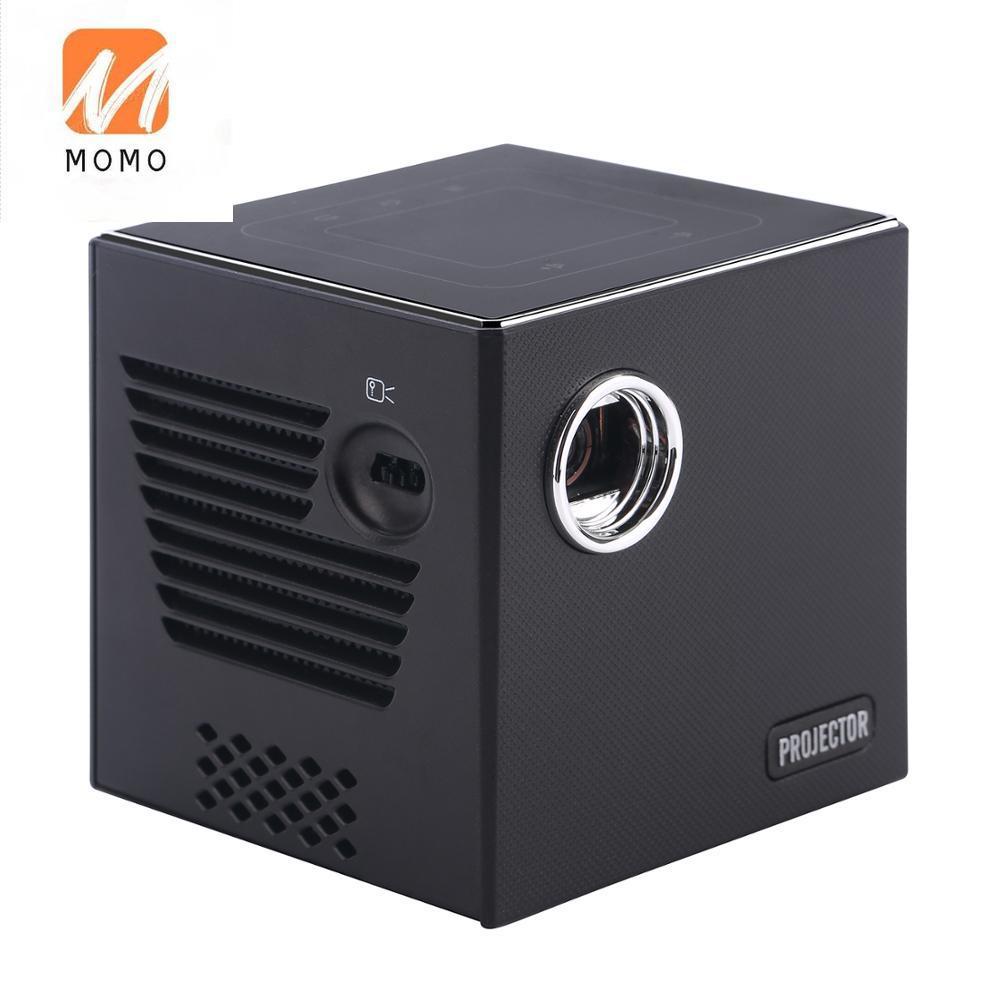 Новинка 2021, проектор Home HD 4K Uitra, прозрачный проектор для офиса, компактный и удобный Умный домашний кинотеатр