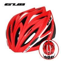 GUB Integrally-molded Cycling Helmet Ultralight MTB Road Bike Women Men Sports Helmet Safety Cap Bicycle Helmet 55-61CM