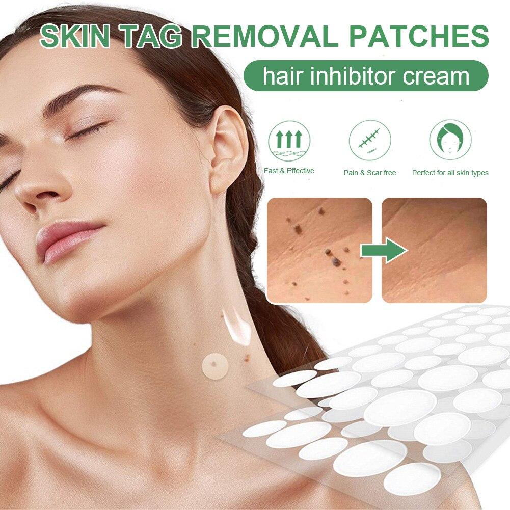 Ярлык для кожи, безболезненное эффективное удаление бородавок, для лица, рук, ног, для всех типов кожи