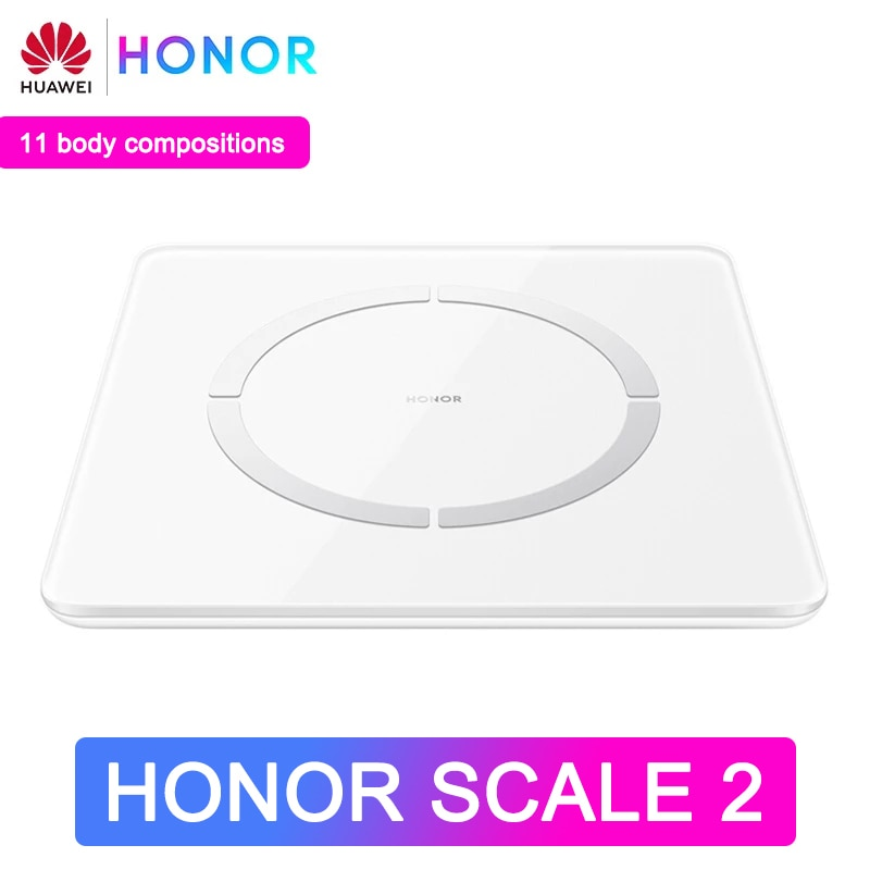 Huawei Smart scales honor body composition scale health indicators body composition analysis digital bathroom weighing scale bluetooth body fat scale smart electronic scales bmi body composition analyzer weighing scale