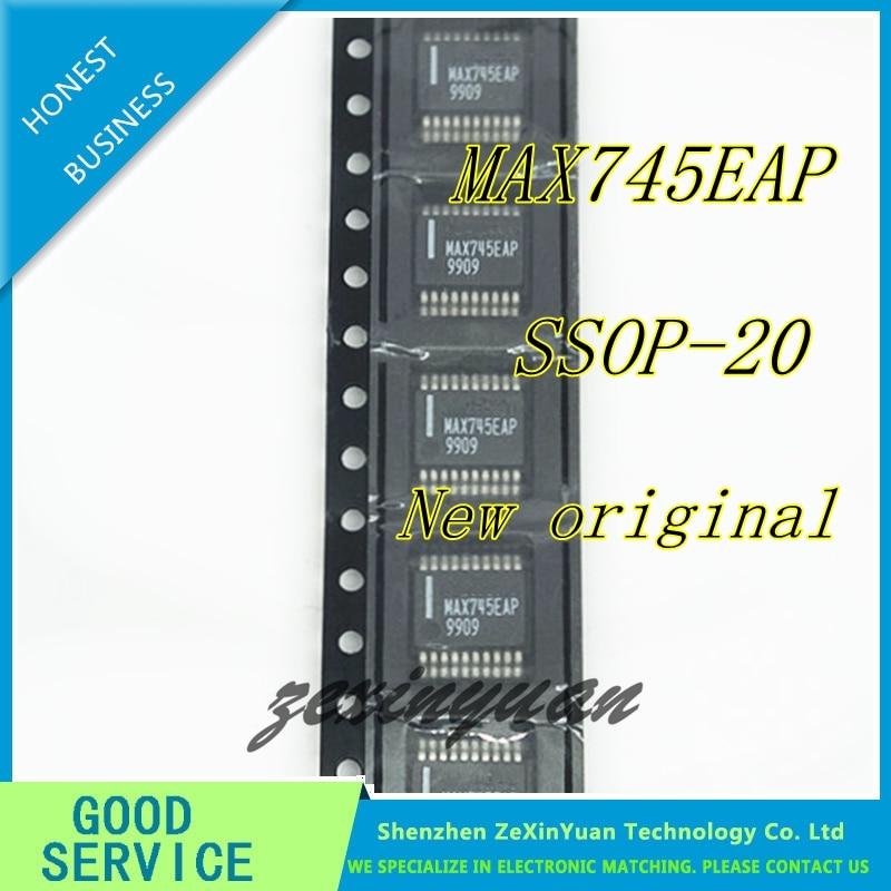 5 uds MAX745EAP MAX745 SSOP-20 100% nuevo original
