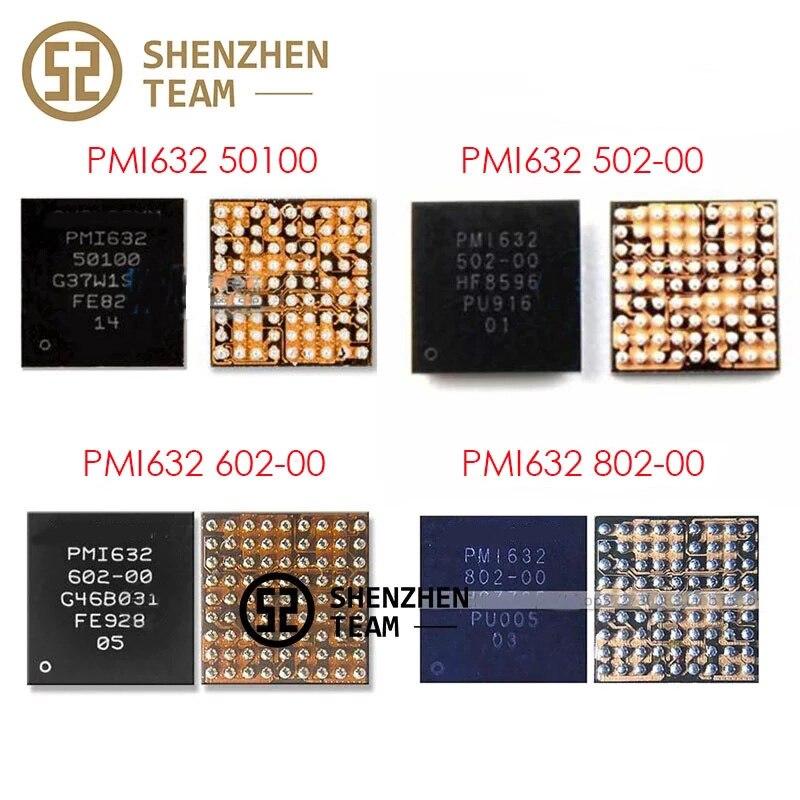 SZteam 10 قطعة/الوحدة PMIC PMI632 50100 502-00 602-00 902-00 90000 امدادات الطاقة IC ل سامسونج موتورولا Xiaomi Redmi 7 7A 8A ملاحظة 8