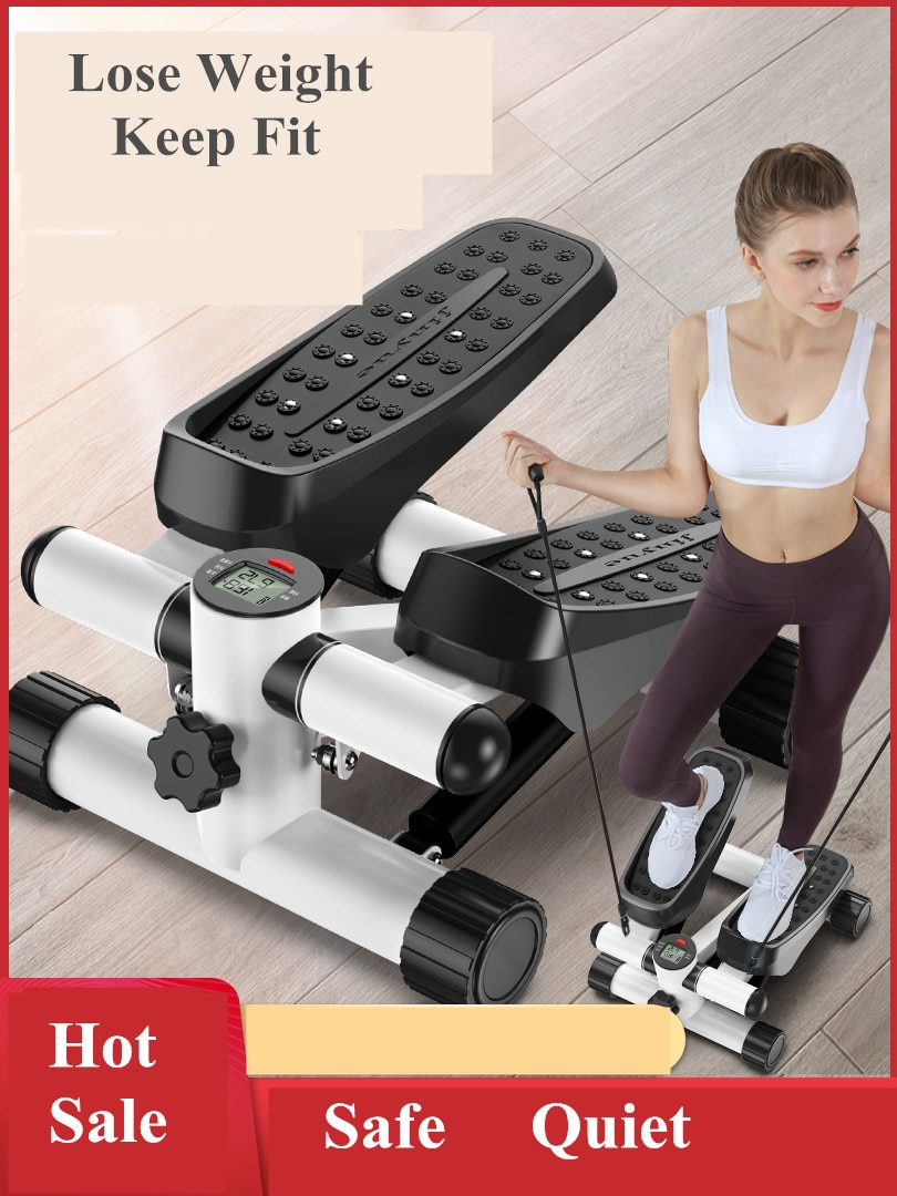 Steppers Multifunction Skinny Legs Foot Household Female Small Sports Lose Weight Fitness Equipment