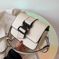 luxury brand underarm bag 2021 summer new high quality pu leather womens designer handbag solid color shoulder messenger bag