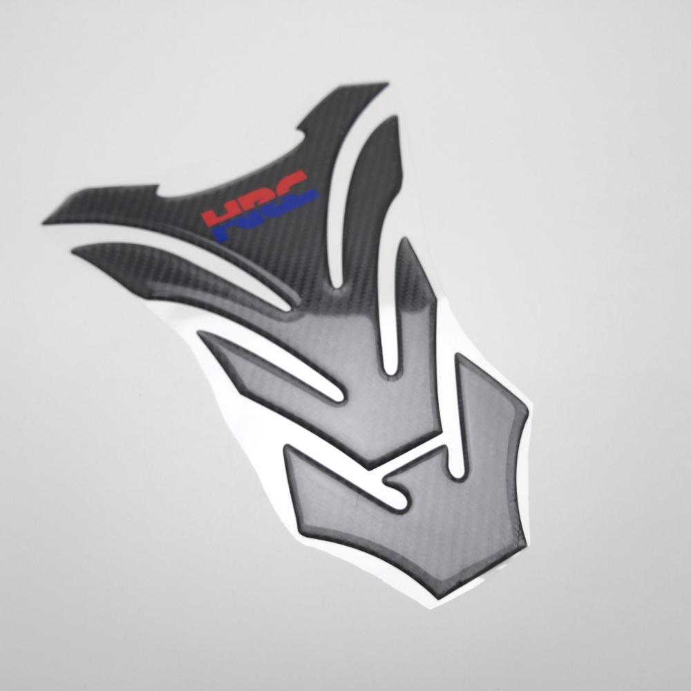 3D Carbon Look Motorcycle Tank Pad Protector Stickers Case For Honda-Kawasaki-Suzuki-Ducati-Yamaha