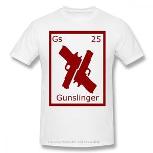Killing Floor ZEDs Patriarch Sharpshooter Game Funny Tops Gunslinger Pure Cotton Harajuku T-shirt