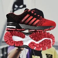 2021 fashion mens shoes portable breathable running shoes large size sneakers comfortable walking jogging casual shoes 47
