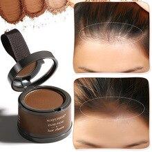 MAYCHEER Hair Shadow Powder Waterproof Hair Line Edge Control Powder Hair Line Shadow Root Cover Up