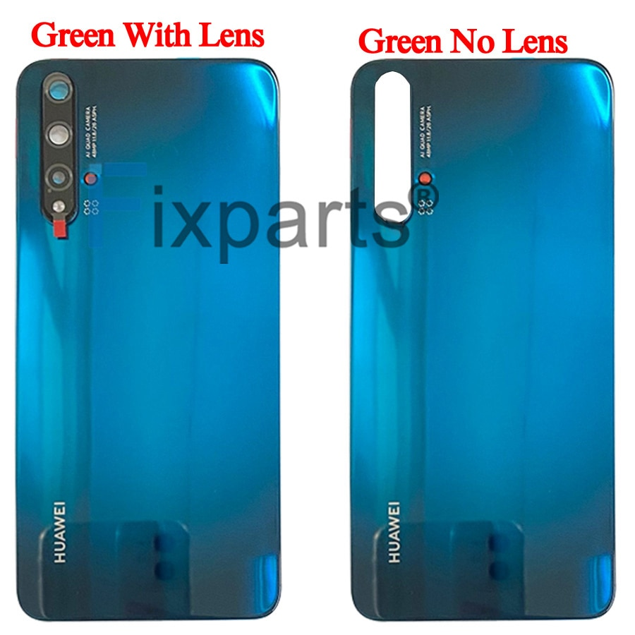 NEW For Huawei Nova 5t Battery Cover Honor 20 se Rear Door Housing Back Case Replaced Phone For Huawei Honor 20se Battery Cover enlarge