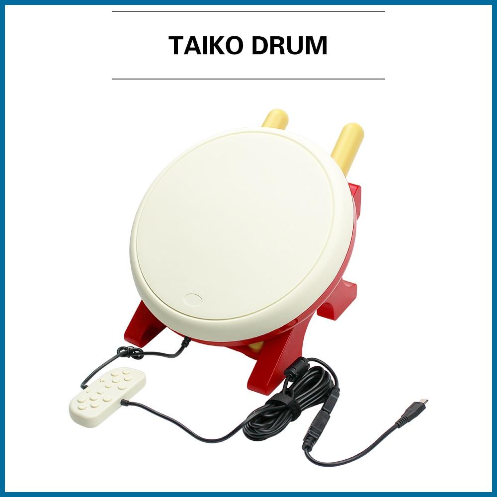 Taiko-طبل لـ NS Joy-Con ، ملحقات وحدة التحكم ، لـ PS3 ، PS4 ، PC ، nintendo Switch ، NX NS