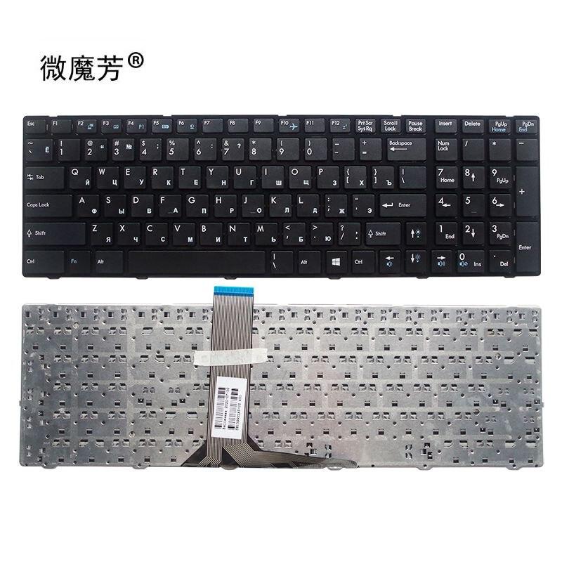 RU الأسود جديد ل MSI CR620 CX720 GE620 GE620DX GE700 FR600 FR620 FR700 FR720 FX600 FX600MX FX603 FX610 محمول لوحة المفاتيح
