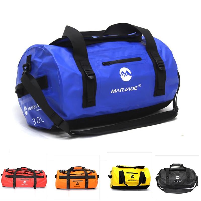 Водонепроницаемая сумка для плавания на открытом воздухе, сухая сумка для рыбалки, Сумка для кемпинга, фитнеса, парусного спорта, водонепро...