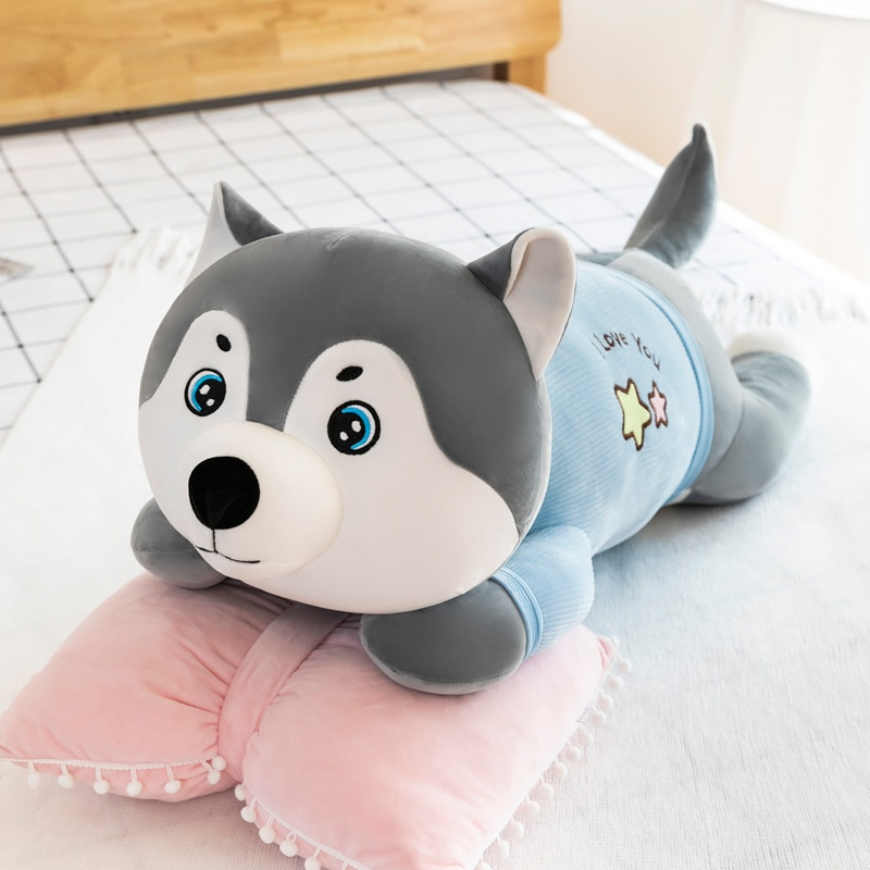 30 90cm cute long reallife penis plush toys sexy soft stuffed funny sleep pillow cushion lovely dolls kawaii gift for girlfriend Cute Plush Toys Long Pillow Soft Stuffed Animal Dog Cushion Dolls Lovely Gifts