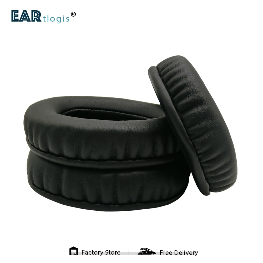 Replacement Ear Pads for Sennheiser HD 4.20 s HD-4.20s HD4.20s Headset Parts Leather Earmuff Earphone Sleeve Cover