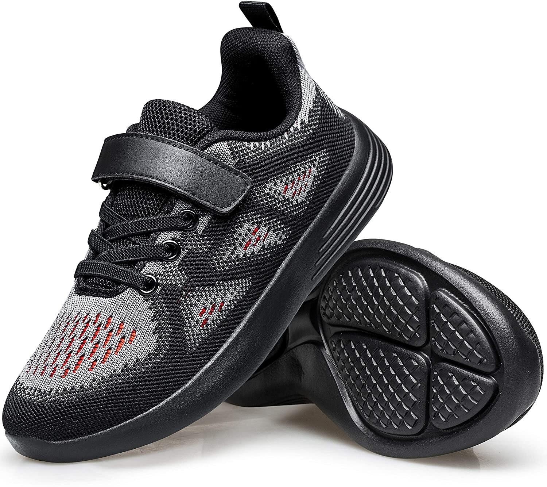 الفتيات أحذية رياضية للأطفال الرياضة الاحذية أحذية مشي للطفل/طفل صغير/طفل كبير qpopwitsqa