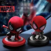 disney marvel car decoration doll spider creative cartoon ornaments doll car center console decoration supplies