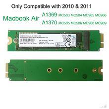 "128GB 256GB 512GB 1TB dysk półprzewodnikowy dla 2010 2011 Apple Macbook Air 13 ""A1369/11.6"" A1370 SSD MC503 504 505 506 MC965 966"