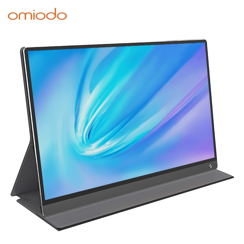Promo 15.6″  Gaming mointor Touch MonitorPortable Monitor Touchscreen  Slimmest 10-Point Touch for Laptop PC smartphone