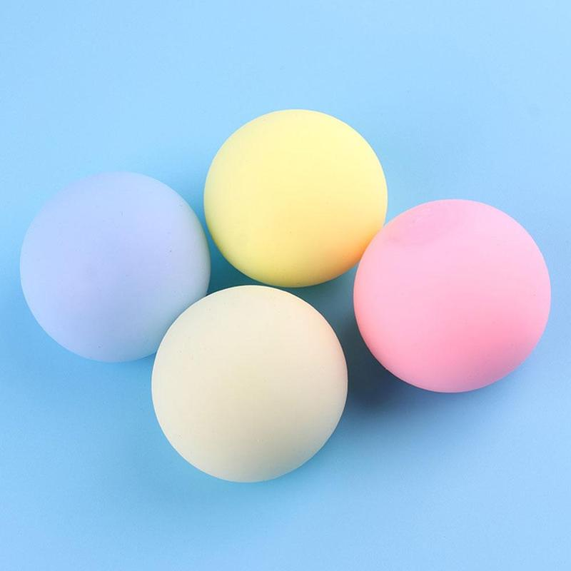 Squeeze Rising Ball Relieves Stress Toy Physiotherapy Releases Pressure Reliever Toys Personalized Gift Funny Toys For kids