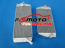 Precio de fábrica para Kawasaki KXF450 KX450F 2006, 2007 de 2008 06 07 08 radiador de aluminio