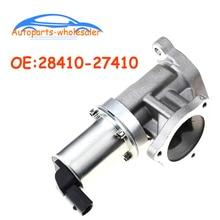 Hyundai Sonata NF 06-11 2.0L   Accessoires de voiture 28410-27410 2841027410 pour Hyundai Sonata NF, vanne Diesel EGR, vanne de Recirculation de gaz déchappement