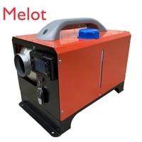 hot sale12v24v car truck rv parking heater horizontal integrated diesel heater air heater