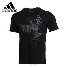 Original Neue Ankunft Adidas M WJ GFX T STOR männer T-shirts kurzarm Sportswear