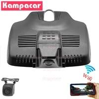 kampacar bz11 d car wifi dvr for mercedes benz 238mm glc c eqc e 200 300 320 350 400 gt50 c180 c300 w205 w213 dual lens dash cam