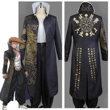 Dangan Ronpa Danganronpa Oowada Mondo Cosplay déguisement Trench veste manteau tenue seulement