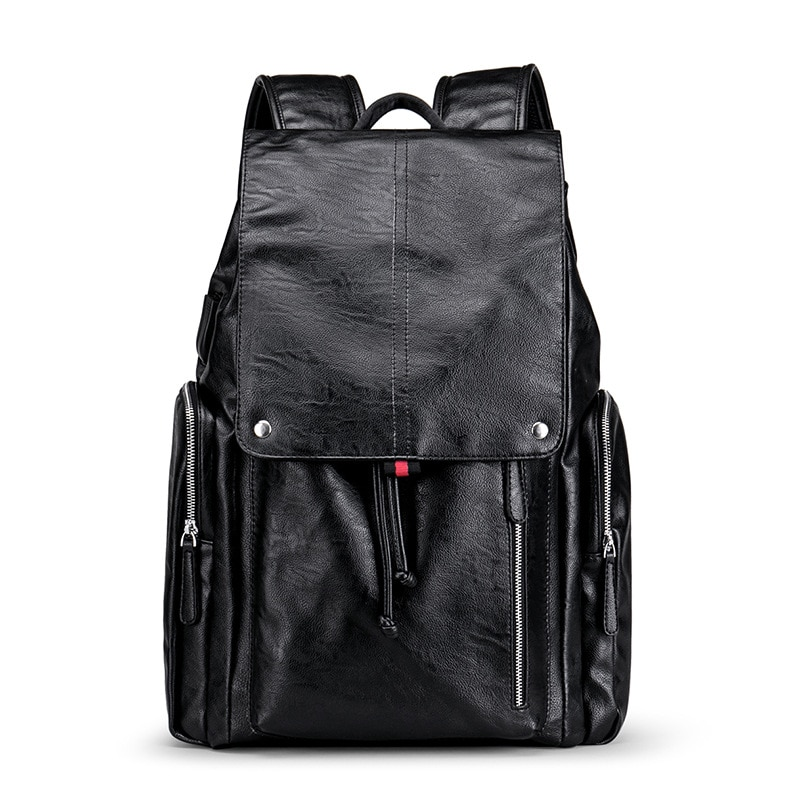 Weysfor رواج الرجال الجلود حقيبة ظهر مدرسية Bookbags موضة مقاوم للماء حقيبة سفر عادية رجالي الذكور وظيفية حقائب أحذية