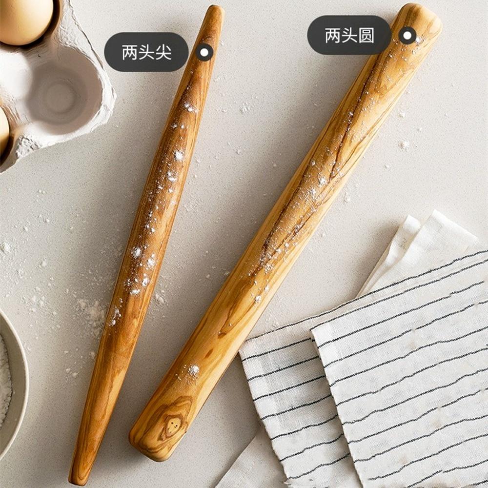 اليابانية على غرار المطبخ الزيتون خشبية شوبك المطبخ الطبخ الخبز أدوات اكسسوارات الحرف الخبز فندان أداة فرد العجين