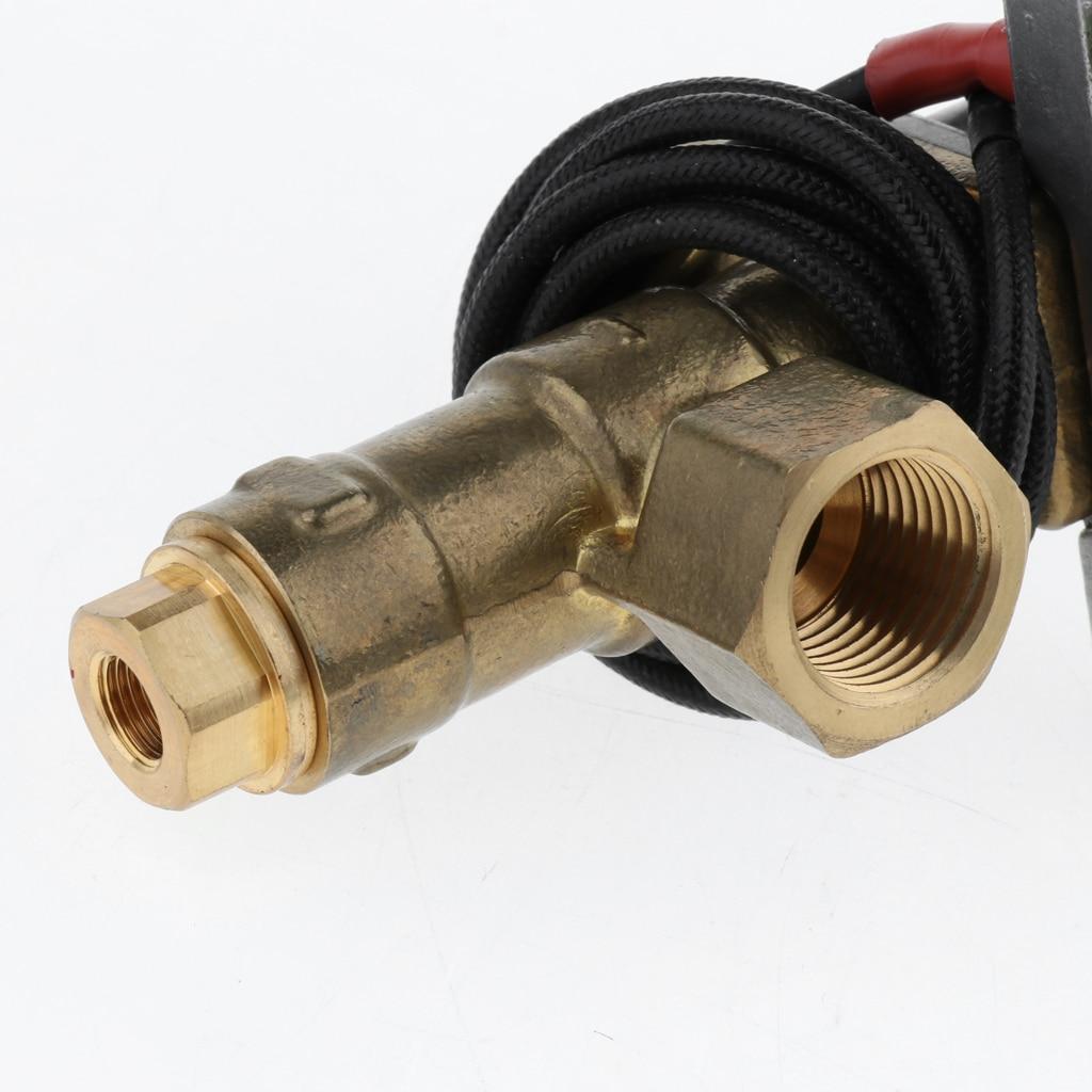 صمام التحكم في الموقد مع إشعال CE و CSA اختبار آمنة للاستخدام