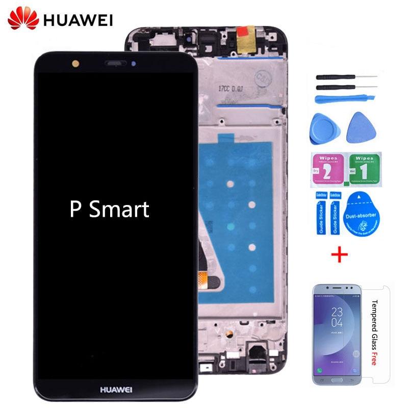 Original+pour+Huawei+P+Smart+LCD+affichage+%C3%A9cran+tactile+num%C3%A9riseur+assembl%C3%A9e+pour+Huawei+profiter+7S+LCD+avec+cadre+FIG+LA1+LX1+L21+L22