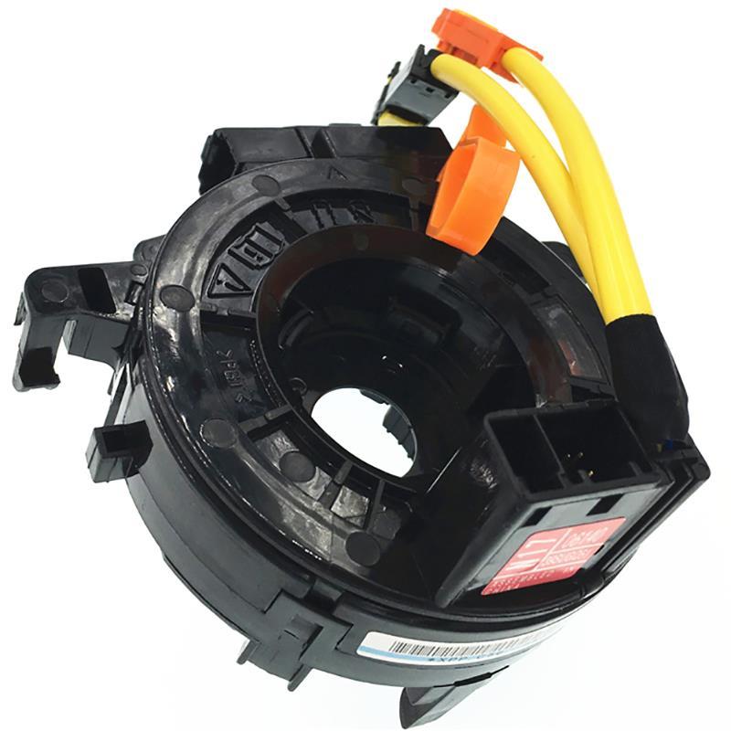 Bobina de volante duradera para Toyota Camry Lexus 84306-48030, bobina de seguridad negra, práctico Cable espiral de Airbag para volante