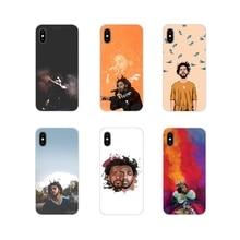 J Cole Born Sinner Accessories Phone Shell Covers For Huawei G7 G8 P8 P9 P10 P20 P30 Lite Mini Pro P Smart Plus 2017 2018 2019