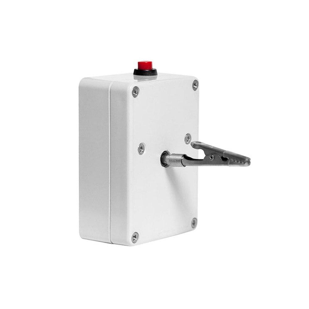 Clip giratorio para audífonos, molde acrílico para oídos y rotador de curado UV IEM Shell para barnizado de pintura