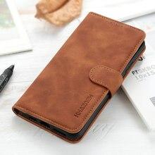 Realme C3 C21 C15 GT 6i Flip Case Leather Retro Wallet for Oppo Realme 7 5G Case Realme 8 Pro 6 i 5 6s 7i X C 3 21 C11 C25 Funda