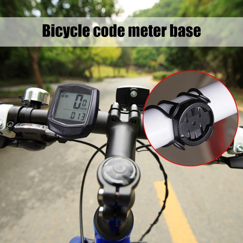 Bicicleta MTB bicicleta Base para ordenador cronómetro para bicicletas soporte de montaje...