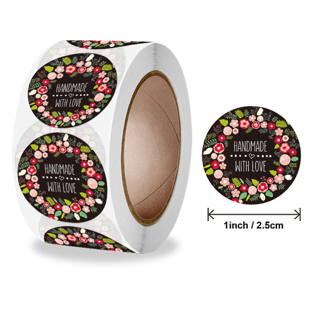pegatinas-de-flores-redondas-hechas-a-mano-pegatinas-de-flores-redondas-de-1-pulgada-para-paquete-etiquetas-adhesivas-de-sellado-de-gracias-pegatina-papeleria-50-500-uds