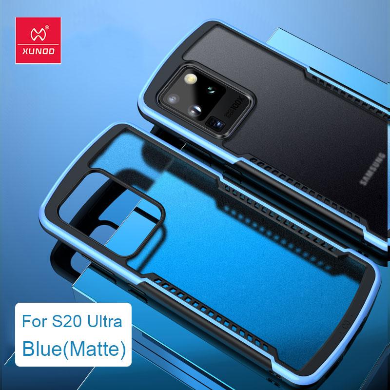 Funda Xundd para Samsung Galaxy S20 Plus S20 Ultra a prueba de golpes para Samsung S20Plus S20 ultra funda Coque