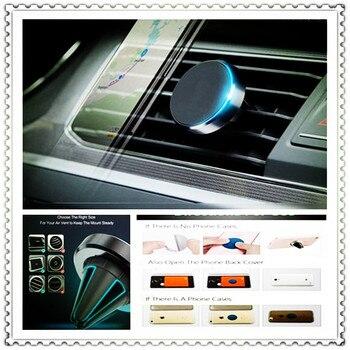 Car Phone Holder Magnet Air Vent Mount Cell Phone Stand For Volkswagen VW polo passat b5 b6 CC golf jetta mk6 tiguan Gol