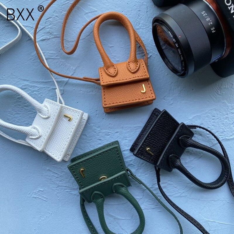 [BXX] Luxury Mini Bags For Women 2021 Fashion Branded Crossbody Shoulder Hand Bag Lady Travel Trend Handbags and Purses HQ698