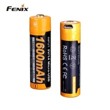 Fenix ARB-L14-1600U 1600Mah Usb Oplaadbare Li-Ion Batterij Kan Worden Gebruikt Als Aa Batterijen