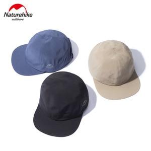 Naturehike легкая быстросохнущая уличная Кепка, городская Повседневная Бейсболка, Солнцезащитная шляпа NH20FS018
