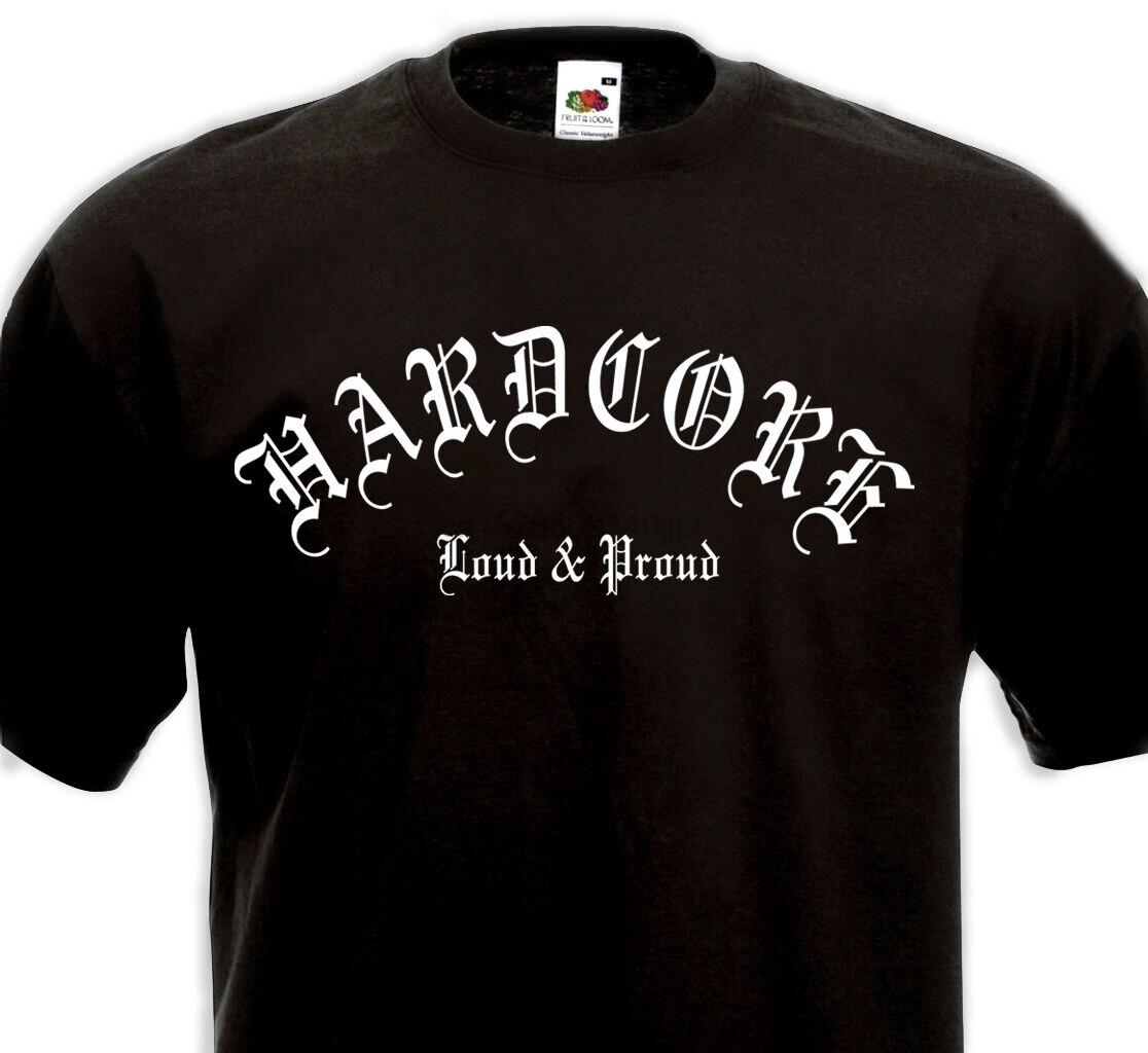Hardcore t-shirt Loud Proud-Hxc Madball Agnostic спереди Biohazard Kickback