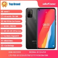 4g lte unlocked phone ulefone note 11p android 11 smartphone 8gb 128gb 4400mah 48mp camera 6 55 mobile phone global vision