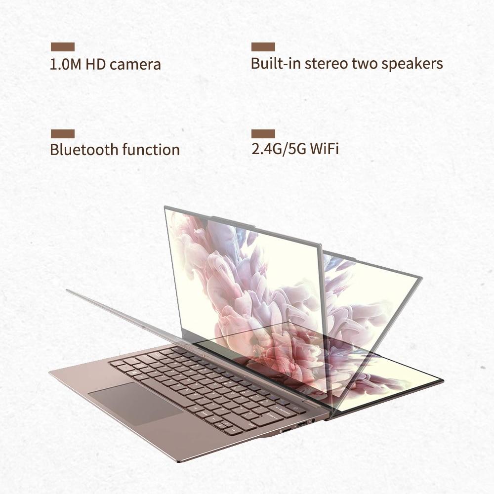 Notebook Jumper EZBOOK X3 Air Intel N4100 13.3 inch 1920*1080 8GB DDR4 128GB SSD Windows 10 Tablet Laptops