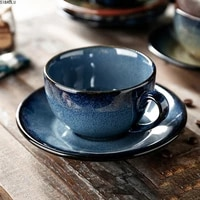nodic porcelain coffee cup and saucer set reusable latte travel coffee christmas cup and saucer koffie kopjes crockery